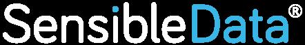 LEXISTEMS SensibleData logo - White.