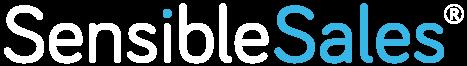 LEXISTEMS SensibleSales logo - White.