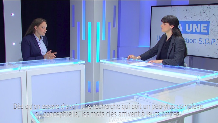 An Interview with Marie Granier, LEXISTEMS CEO, on Capital TV-[VIDEO].