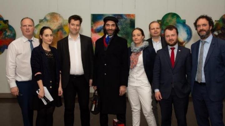 LEXISTEMS CEO Marie Granier pleads with Cédric Villani for a sovereign European AI.