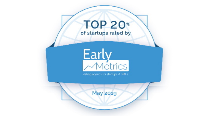 LEXISTEMS enters EarlyMetrics' Top 20.