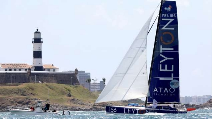 Transat Jacques Vabre: LEXISTEMS invited by Leyton to support their world-class skippers.